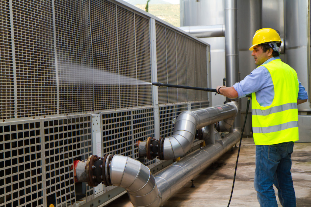 Commercial Pressure Washing Bakersfield